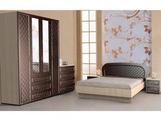 Спальня СМАРТ Царица - Мебельная фабрика «Идея комфорта»