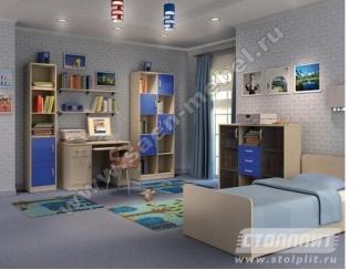 Детская 6 - Мебельная фабрика «SaEn»
