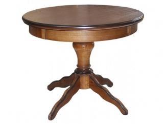 Стол круглый Адажио 1 - Мебельная фабрика «Настоящая Мебель»