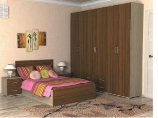 Спальный набор ЛДСП - Мебельная фабрика «Феникс-мебель»