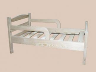Кровать детская с боковыми поручнями - Мебельная фабрика «Мартис Ком»
