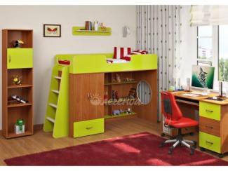 Детская комната Легенда 3 - Мебельная фабрика «Деликат»