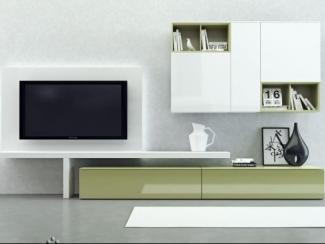 Гостиная стенка Sibox - Мебельная фабрика «Астрон»