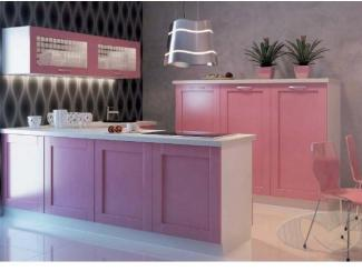Кухня Rainbow - Мебельная фабрика «AlvaLINE»
