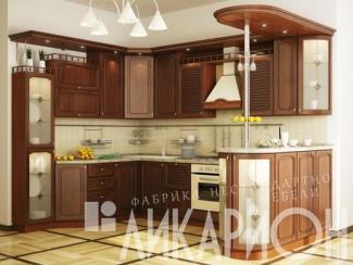 Кухня угловая «Жаклин» - Мебельная фабрика «Ликарион»