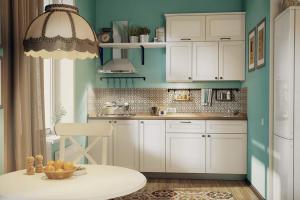 Небольшая кухня ГРАЙС - Изготовление мебели на заказ «Кухни ЧУ»