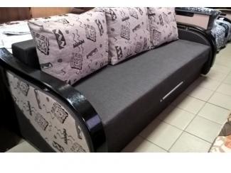 Диван прямой - Мебельная фабрика «Жасмин»
