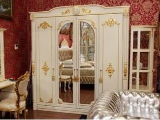 Элитный распашной шкаф - Мебельная фабрика «Максик»