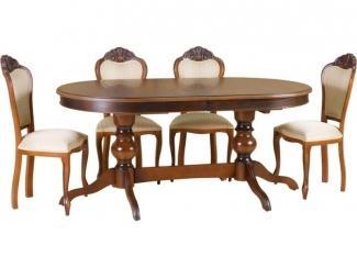 Стол Орлеан-2 - Мебельная фабрика «КЛМ-мебель»