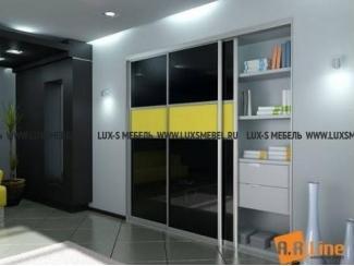 Шкаф-купе 1 - Мебельная фабрика «Люкс-С»
