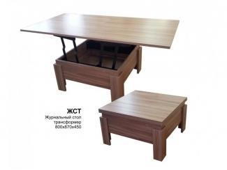 Журнальный стол трансформер ЖСТ - Мебельная фабрика «Абис»