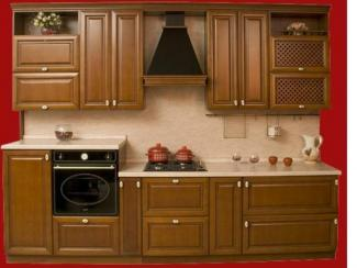 Кухня Венеция - Мебельная фабрика «Кухни Альфа»