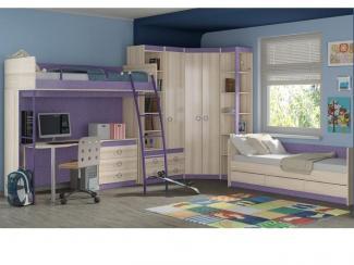 Детская Индиго - Мебельная фабрика «ТриЯ»