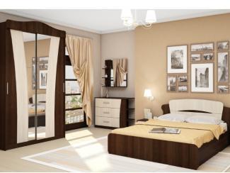 Спальня Ника 1 - Мебельная фабрика «Астрид-Мебель (Циркон)»