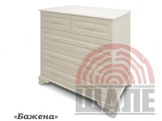 Деревянный комод Бажена - Мебельная фабрика «ВМК-Шале»