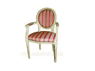 Стул-кресло Луиджи - Мебельная фабрика «Миасс Мебель»