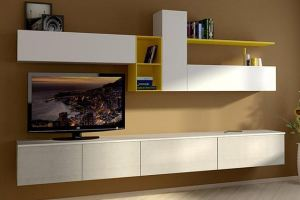 Гостиная в стиле минимализм BoxLine - Мебельная фабрика «NewLine»