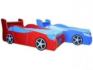 Кровать Автомобиль - Мебельная фабрика «12 стульев»