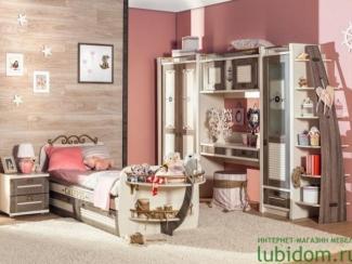 детская Калипсо (комплектация 2) - Мебельная фабрика «Любимый дом (Алмаз)»