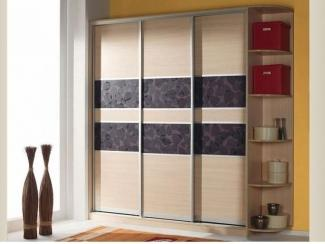 Простой шкаф Купе-6 - Мебельная фабрика «Алмаз-мебель»