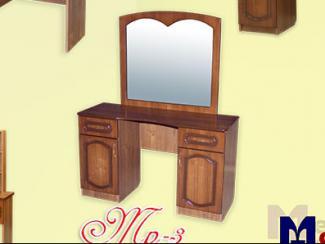 Туалетный столик «Тр-3» - Мебельная фабрика «Мебель Прогресс»