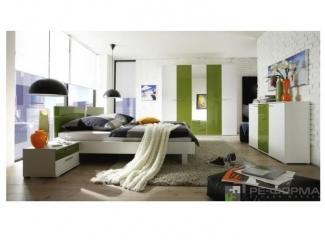 Спальня Ре-Форма 019 - Изготовление мебели на заказ «Ре-Форма», г. Уфа
