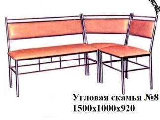 Кухонный уголок 8 - Мебельная фабрика «Максимум-хром»