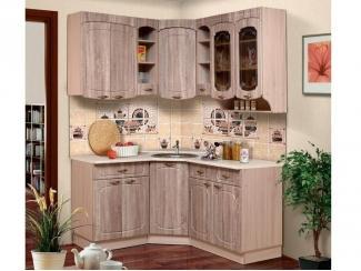 Кухня угловая Этюд - Мебельная фабрика «Аджио»