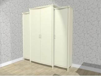 Шкаф Итальяно - Мебельная фабрика «Кадичи»