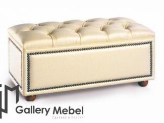 Пуф Chester GM - Мебельная фабрика «Галерея Мебели GM»