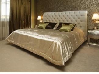 Мягкая кровать Диана