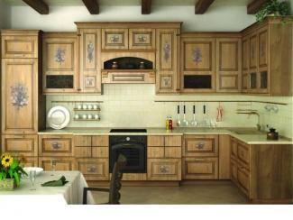 Кухонный гарнитур угловой Полина