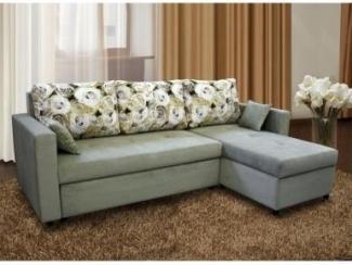 Угловой диван Тайфун  - Мебельная фабрика «М.О.Р.Е.», г. Ульяновск