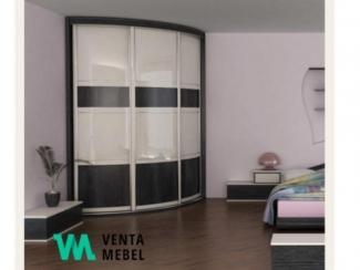 ШКАФ РАДИУСНЫЙ VENTA-0160 - Мебельная фабрика «Вента Мебель»