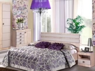 Спальня Лондон - Мебельная фабрика «КМК»