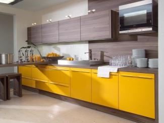 Кухонный гарнитур прямой 19