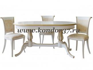 Обеденная группа № 2 - Мебельная фабрика «Кондор», г. Иваново