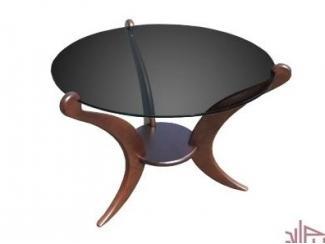 Круглый журнальный стол Рио