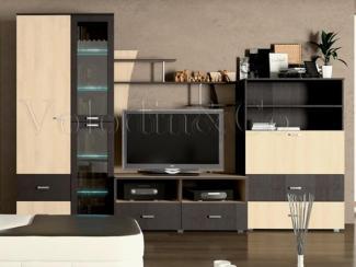 Гостиная- стенка 8 - Мебельная фабрика «Вик»