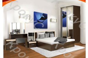 Спальный гарнитур Венеция 2 - Мебельная фабрика «Крокус»