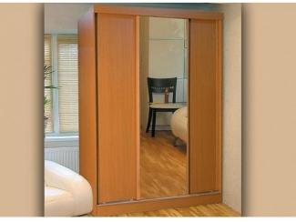 Шкаф-купе 3-х дверный с зеркалом - Мебельная фабрика «МДН»
