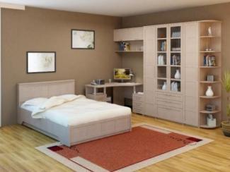 Спальный гарнитур СОЛО 20 - Мебельная фабрика «Балтика мебель»