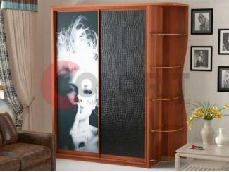 Шкаф-купе - Мебельная фабрика «Колорит»