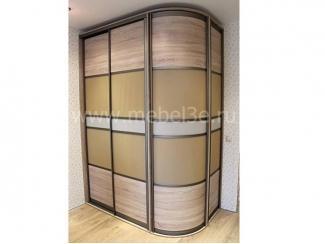 Шкаф с радиусной дверкой - Мебельная фабрика «ТРИ-е»