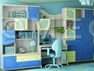 Детская Омега 6 - Мебельная фабрика «Омега», г. Краснодар