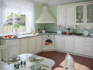 Кухня Гауди массив - Мебельная фабрика «АСТ-мебель»