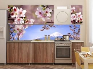 Классическая кухня Сакура фотопечать  - Мебельная фабрика «СОЮЗ»