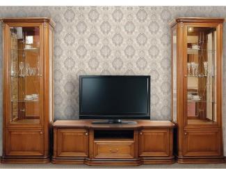 Гостиная стенка «НИЖЕГОРОДЕЦ-92» - Мебельная фабрика «Нижегородец»