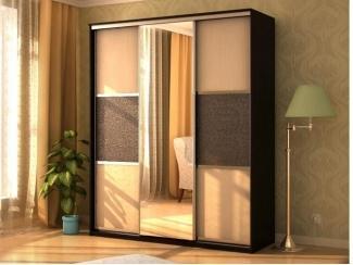 Шкаф-купе с зеркалом 3 створки 6 - Мебельная фабрика «Мэри-Мебель»