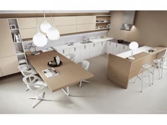 Оригинальная кухня Афродита - Мебельная фабрика «Триана»